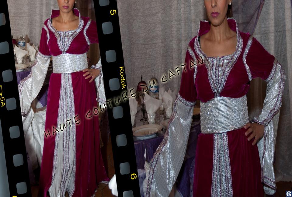 Haute couture du caftan photos for Haute couture clients